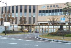 新高岡駅周辺駐車場
