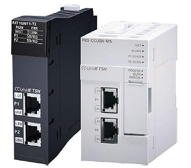 高速フィールドネットワークシステム CC-LINK IE