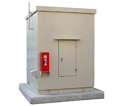 発電付帯設備<br>(給油システム)