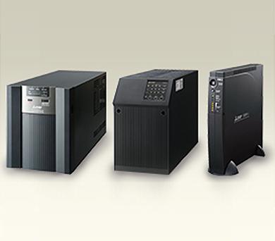 無停電電源装置<br>(5kVA以下)