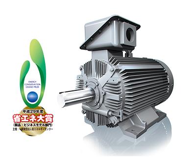 中・大容量モーター<br>(東芝三菱電機産業システム)